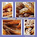 Churros espagnols (recette traditionnelle)