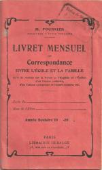 Gérard Fricot Livret scolaire_2