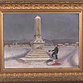 Chanin-Cornu, Hommage aux soldats disparus (titre d'usage) 1895