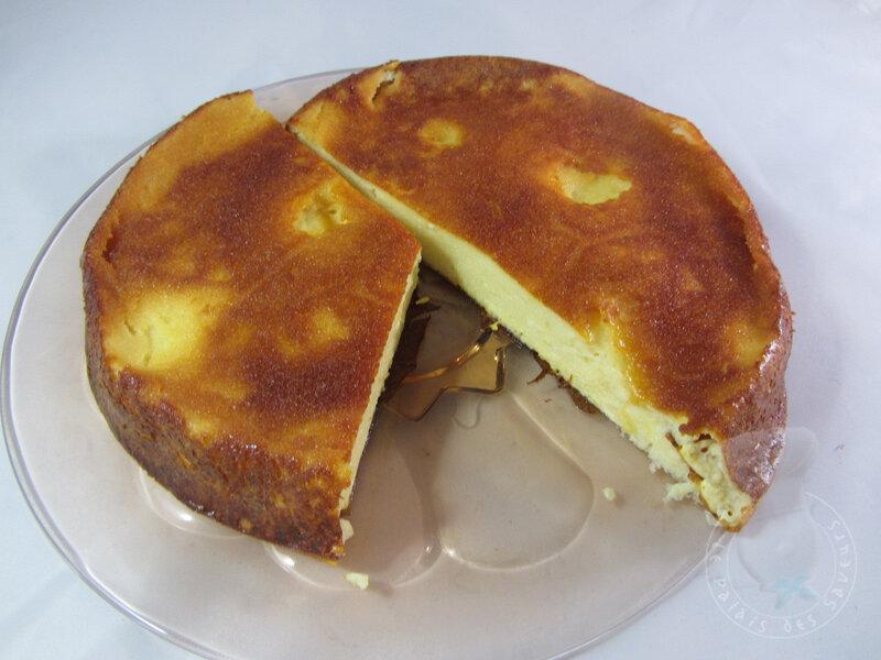 Gâteau Corse au Pastis
