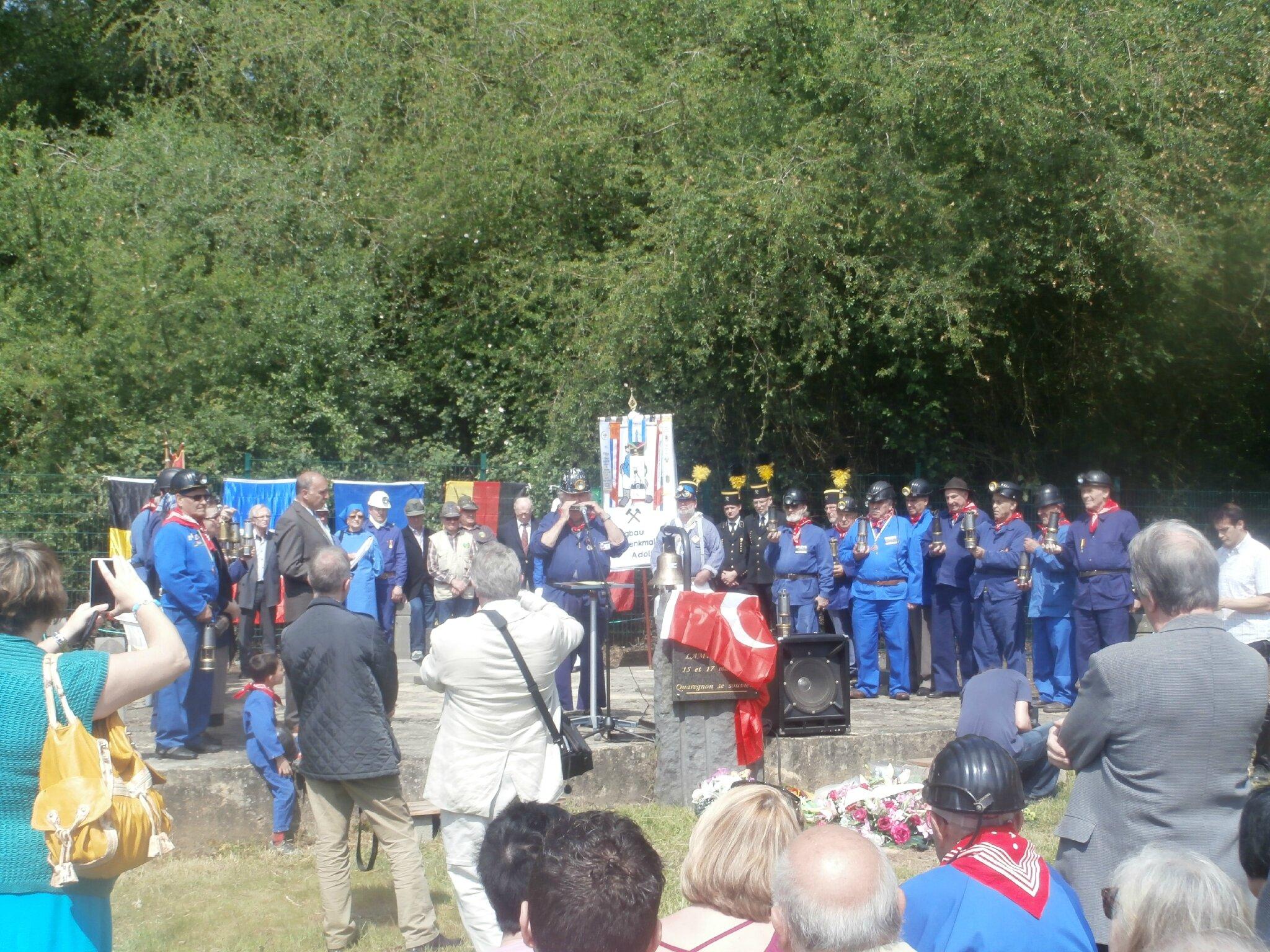 Fief Commémoration 2014 - P5176567