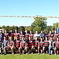 14-15, Juniors x Libourne, 27 septembre 14