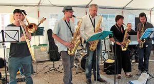 JazzQuandMême fete de la musique Marcilly 2013