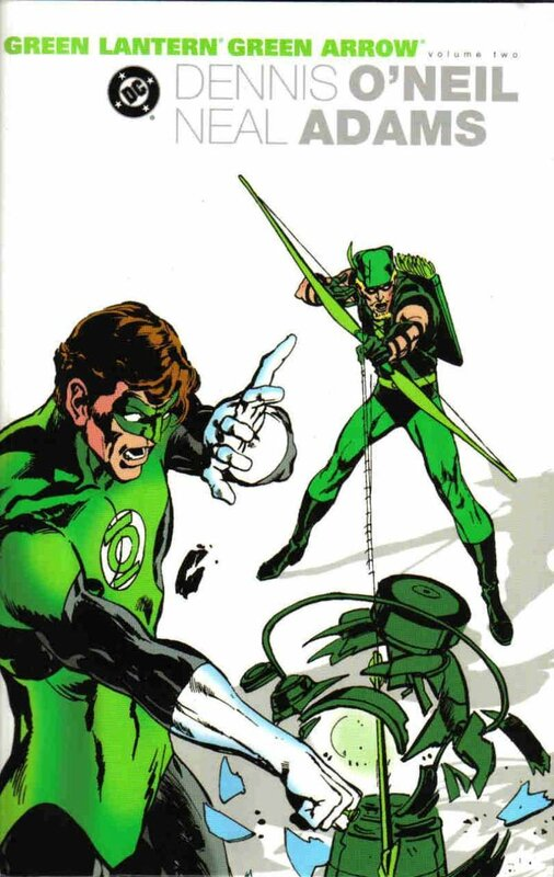 green lantern green arrow vol 2 TP
