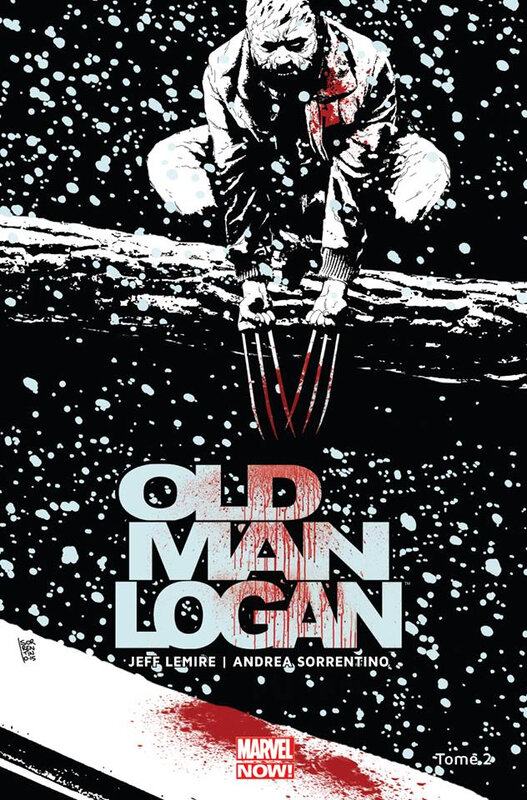 marvel now old man logan 02 la frontière