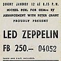 1975-01-12 Led Zeppelin
