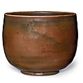 A yaozhou russet-brown-glazed deep bowl, jin dynasty, 12th-13th century