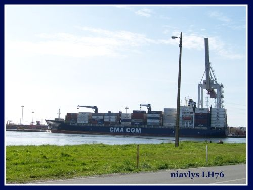 CMA CGM Fort St Georges 3