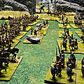 Athenes versus thebes en 1600pts pour kings of war historical