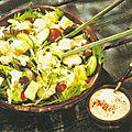 Salade au comte