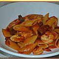 One pot pasta à l'espagnole