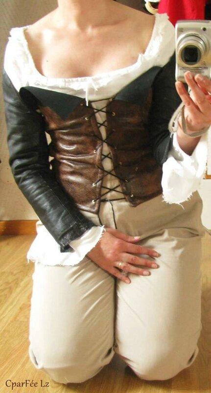 AB corset