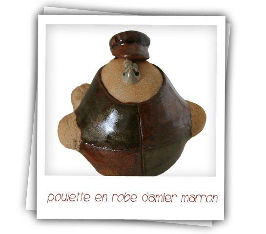 damier-marron