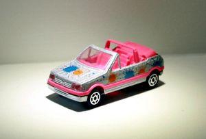 Peugeot 205 CTI de chez Majorette 01