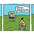 Essai strip 192 / scénario: gilbert grosjean