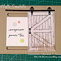 Carte Barn door swap - partie gauche