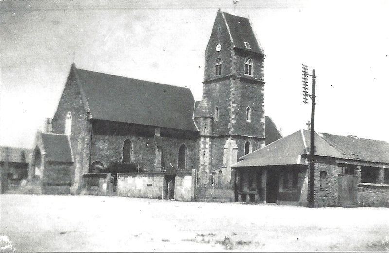 L'église de mon enfance;