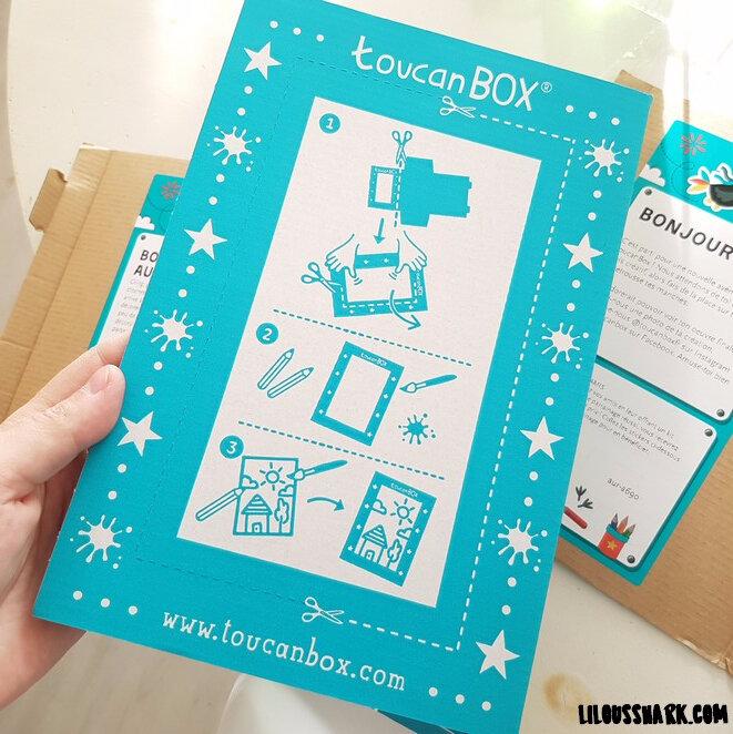 toucan box recycler la boite