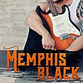 Memphis black (rockers of steel #1) by m.j. fields (arc provided for an honest review)