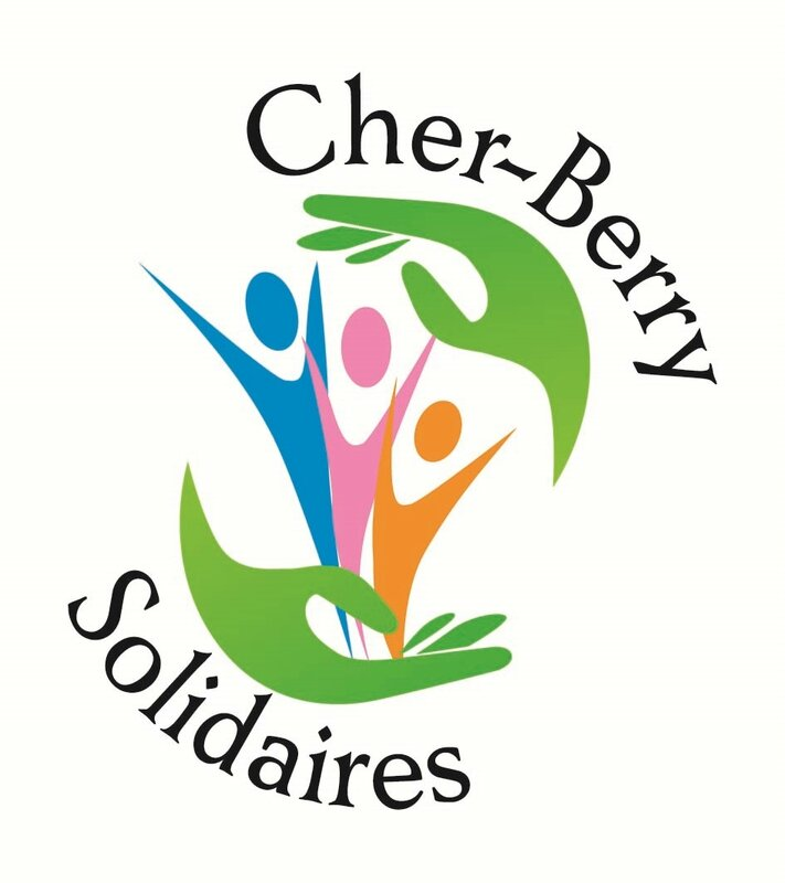 Logo Cher Berry Solidaire