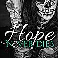 Hope never dies – ludivine delaune & delinda dane