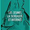 livre : les jeunes, la sexualité et internet