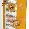 Carte d'anniversaire vitaminée 2