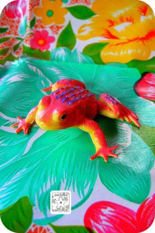 animô frog