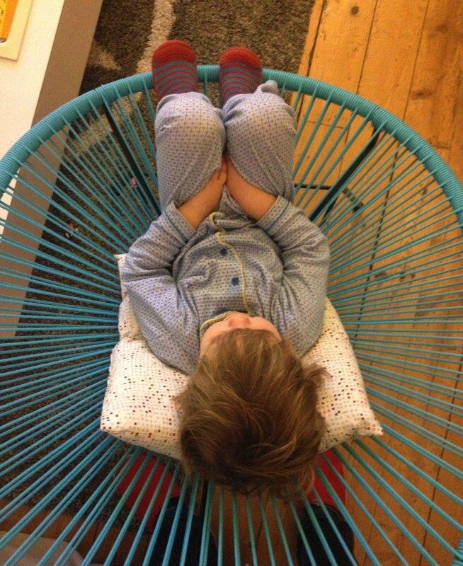 pyjama Petit bateau-fauteuil acapulco