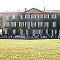 Mariage theme Garden au CHATEAU DE CESARGES