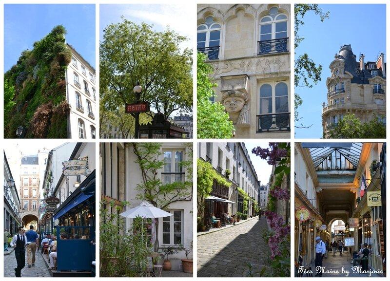 Paris avril 2018 jolies rues