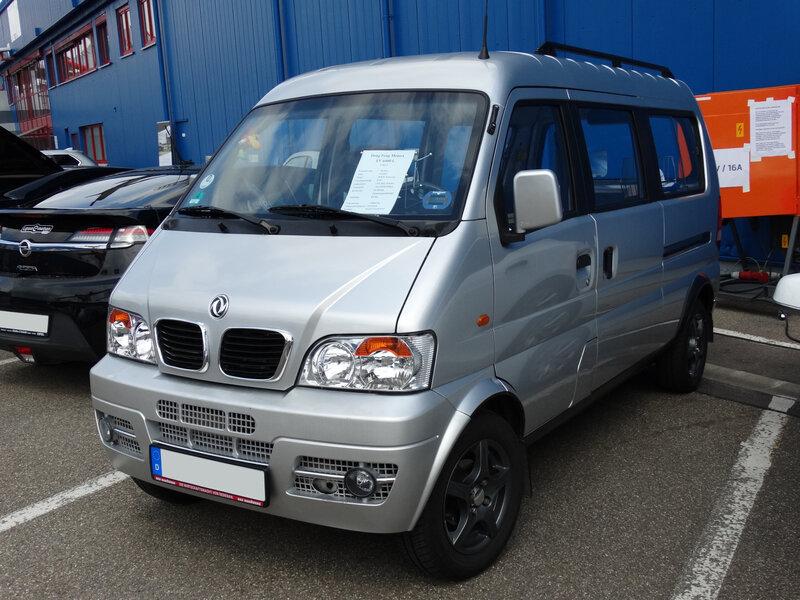 DONGFENG EV 6400L minibus 2011 Sinsheim (1)