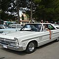 Plymouth sport fury 2door hardtop 1965