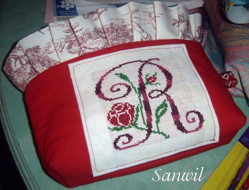 16 - Vide-poche de Sanwil
