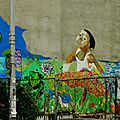 New york city, brooklyn, bushwick - more street art