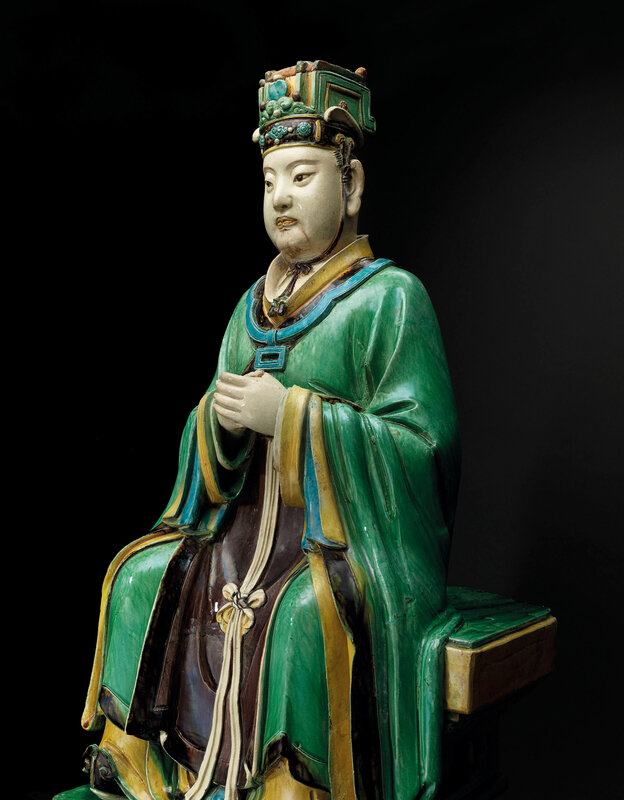2020_HGK_18242_2833_001(a_magnificent_polychrome-enamelled_model_of_a_celestial_official_ming)