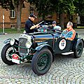 Austin 12/6 super sports special de 1930 (paul pietsch classic 2014)