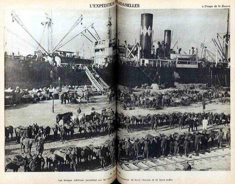 Dardanelles images de l guerre1