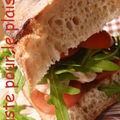 Le sandwich de mr juste pour le plaisir!!! parce