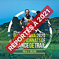 Annule chpts de france de trail-21/23 mai 2020