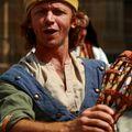 Le jongleur (Festival médiéval de Souvigny)