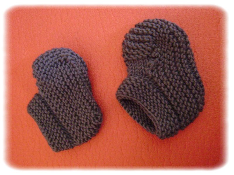 Baby Booties - déc.10
