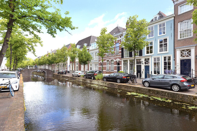 A 17thcentury canal home in The Netherlands trop joli0 (3)