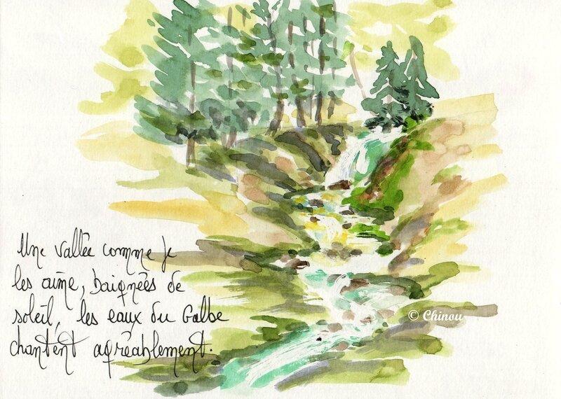 Vallée du Galbe