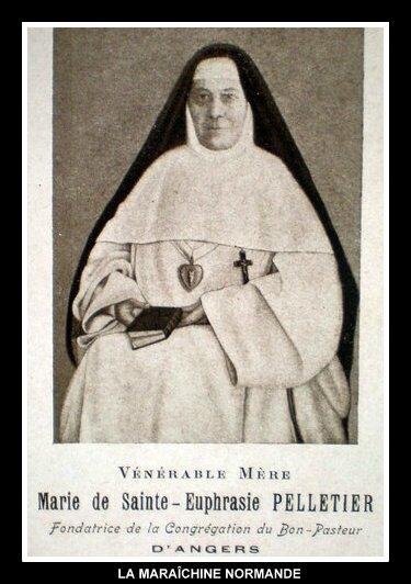 NOIRMOUTIER Vénérable mère Pelletier