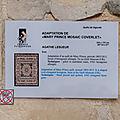 2019-04-22_13-54-43-Quilt de légende-Agathe LESUEUR-Adaptation de -Mary prince mosaic coverlet-