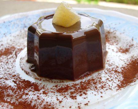 flan_au_chocolat