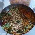 Som tam - salade de papaye verte (thaïlande)