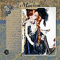 Maèline Ellowyne essentiel 4 red head