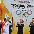 relais de la flamme olympique à Hong Kong